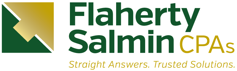 Flaherty Salmin CPAs. Straight Answers. Trusted solutions.