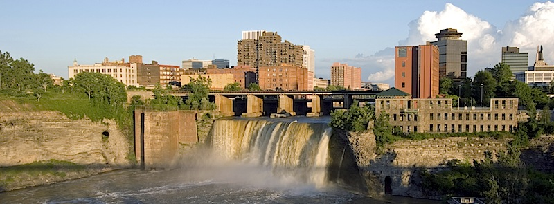 High Falls Rocester NY